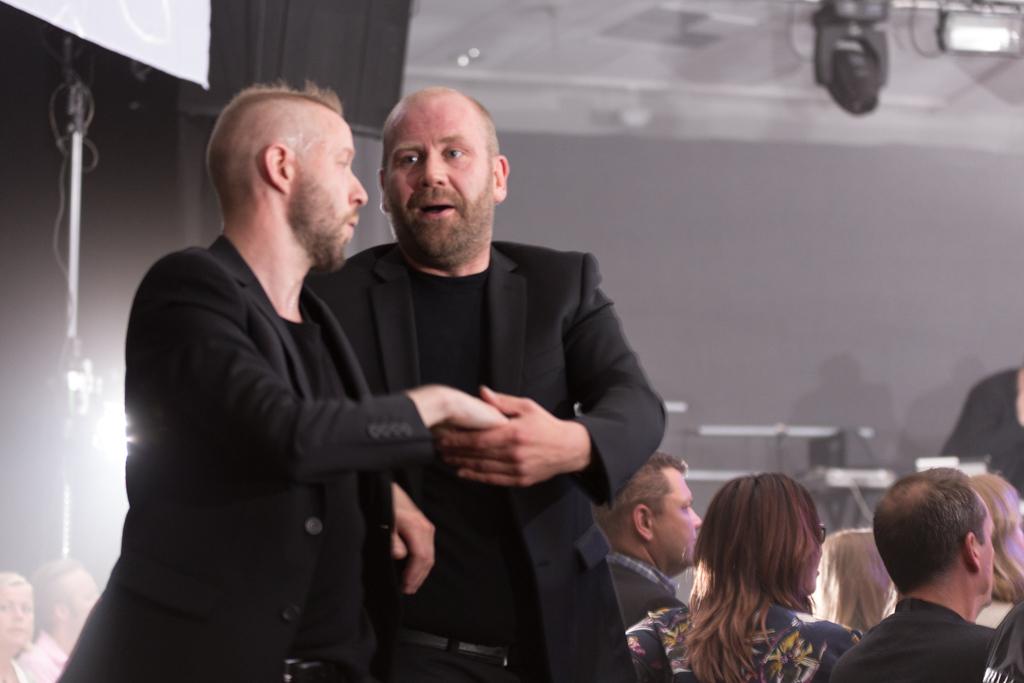Kartellet Anføttes dansarar, Festspillene i Nord-Norge 2016