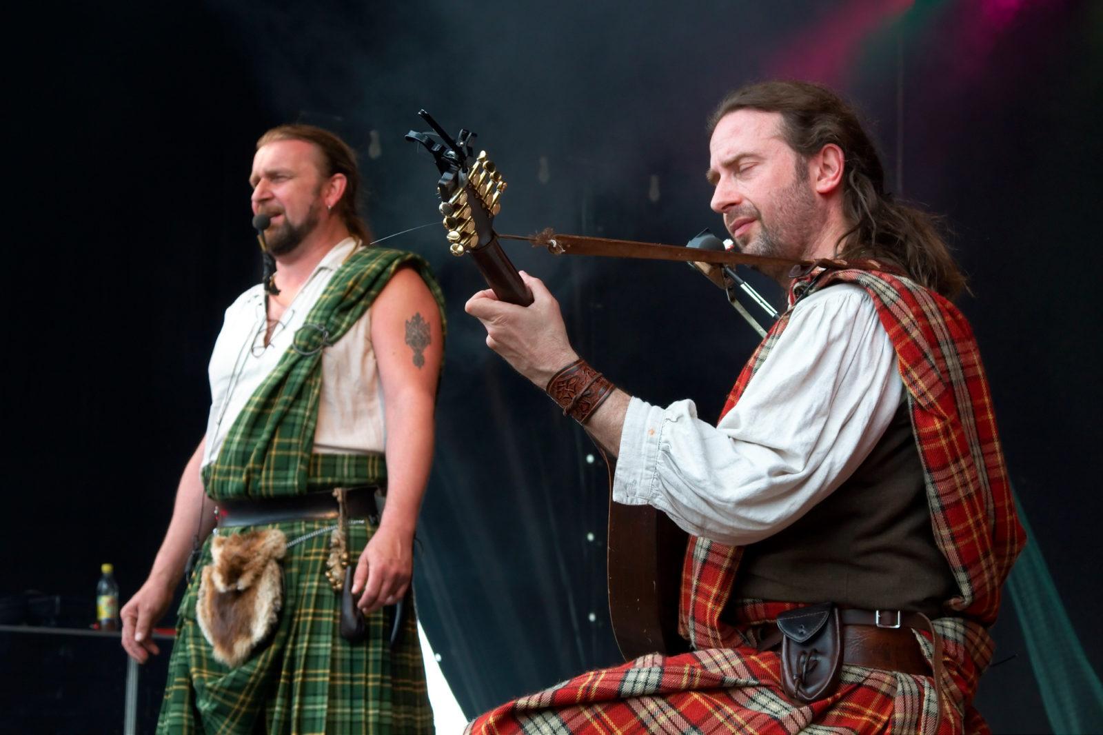 Sketches of Green: Irish folk music - Folkemusikk